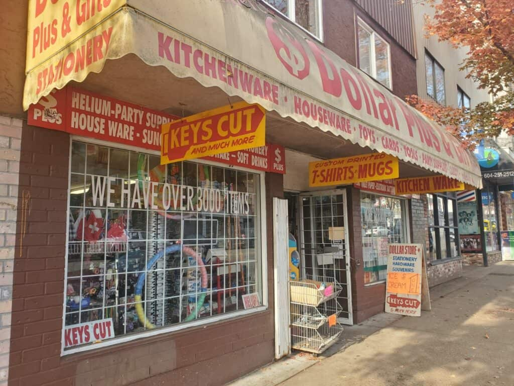 Turn Key Business - Dollar Store