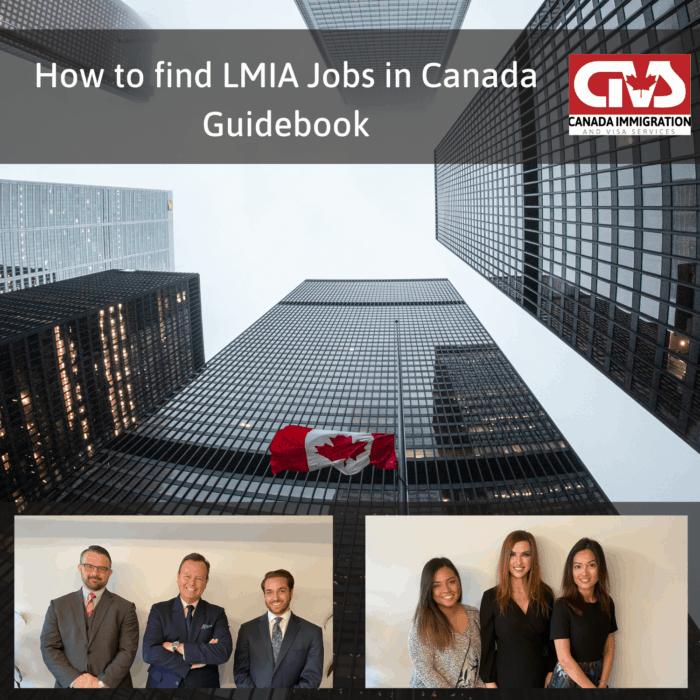 LMIA Jobs Guidebook